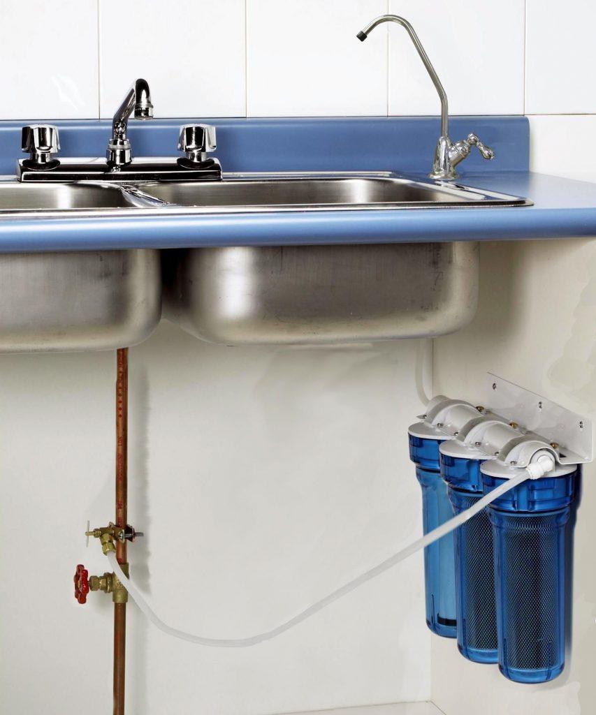 geriamo vandens kokybė